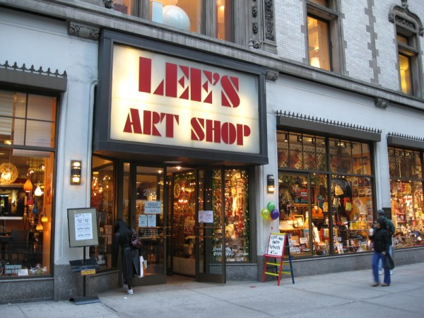 Arts and craft stores in NYC: Michaels, Brooklyn Yarn and more