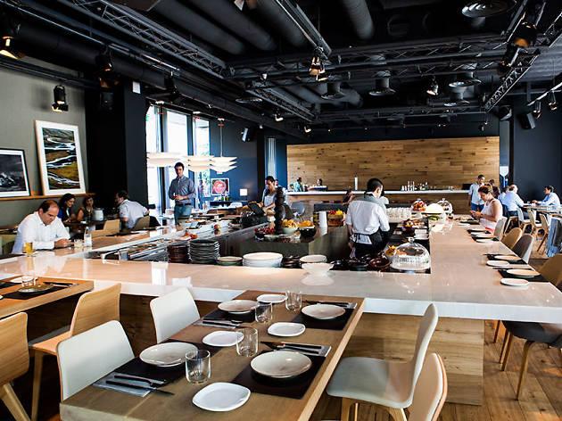 bar de cuisine design