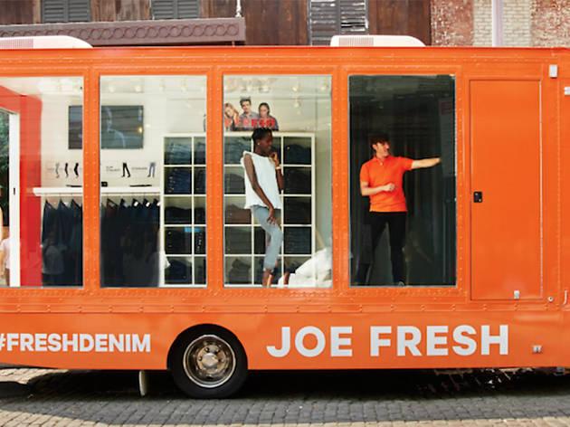 Joe Fresh New York Address
