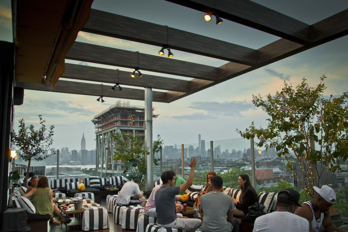 Nycs Best Rooftop Bars