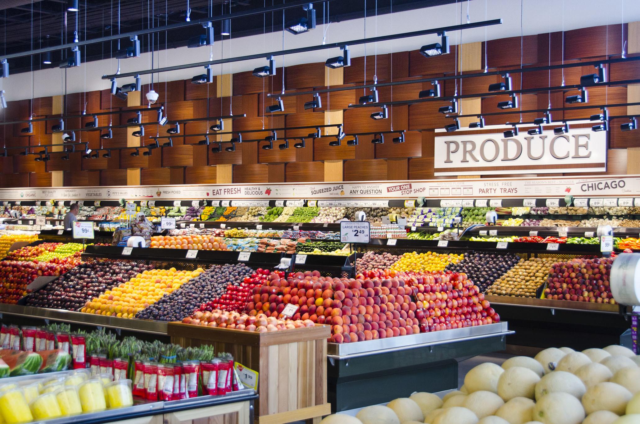 Store Hours Fresh Market