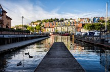 Great Pics Remind Love Bristol' Harbourside