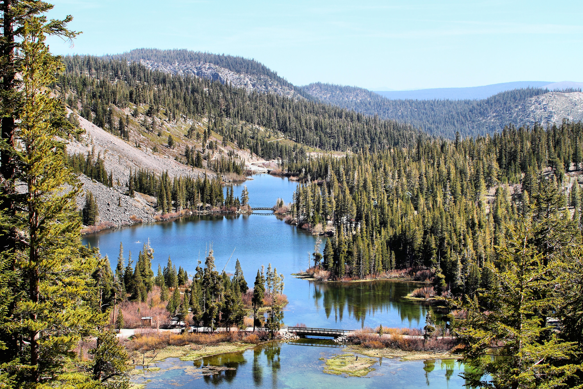 Places to Go Camping Near Los Angeles for an Outdoor Adventure