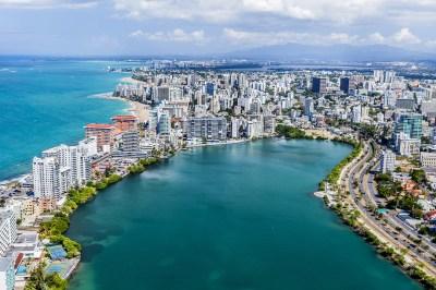Travel to San Juan, Puerto Rico