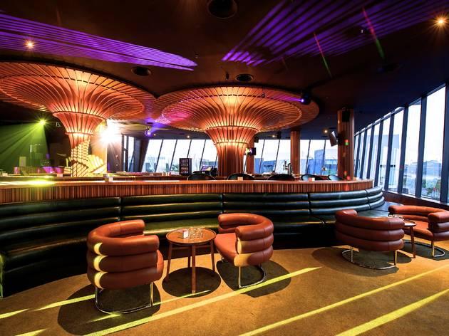Zouk Apex lounge