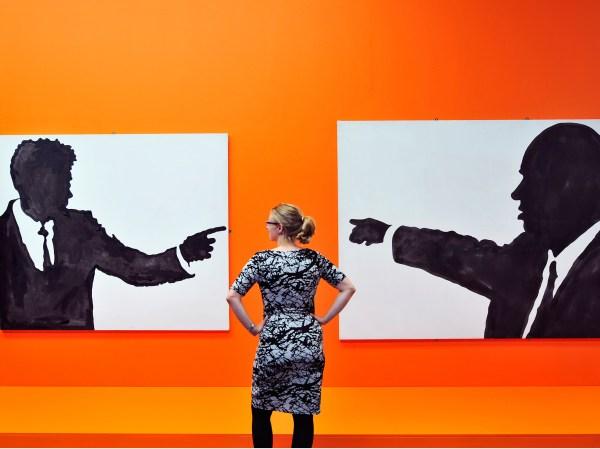 ' Ey Exhibition World Pop' Tate Modern