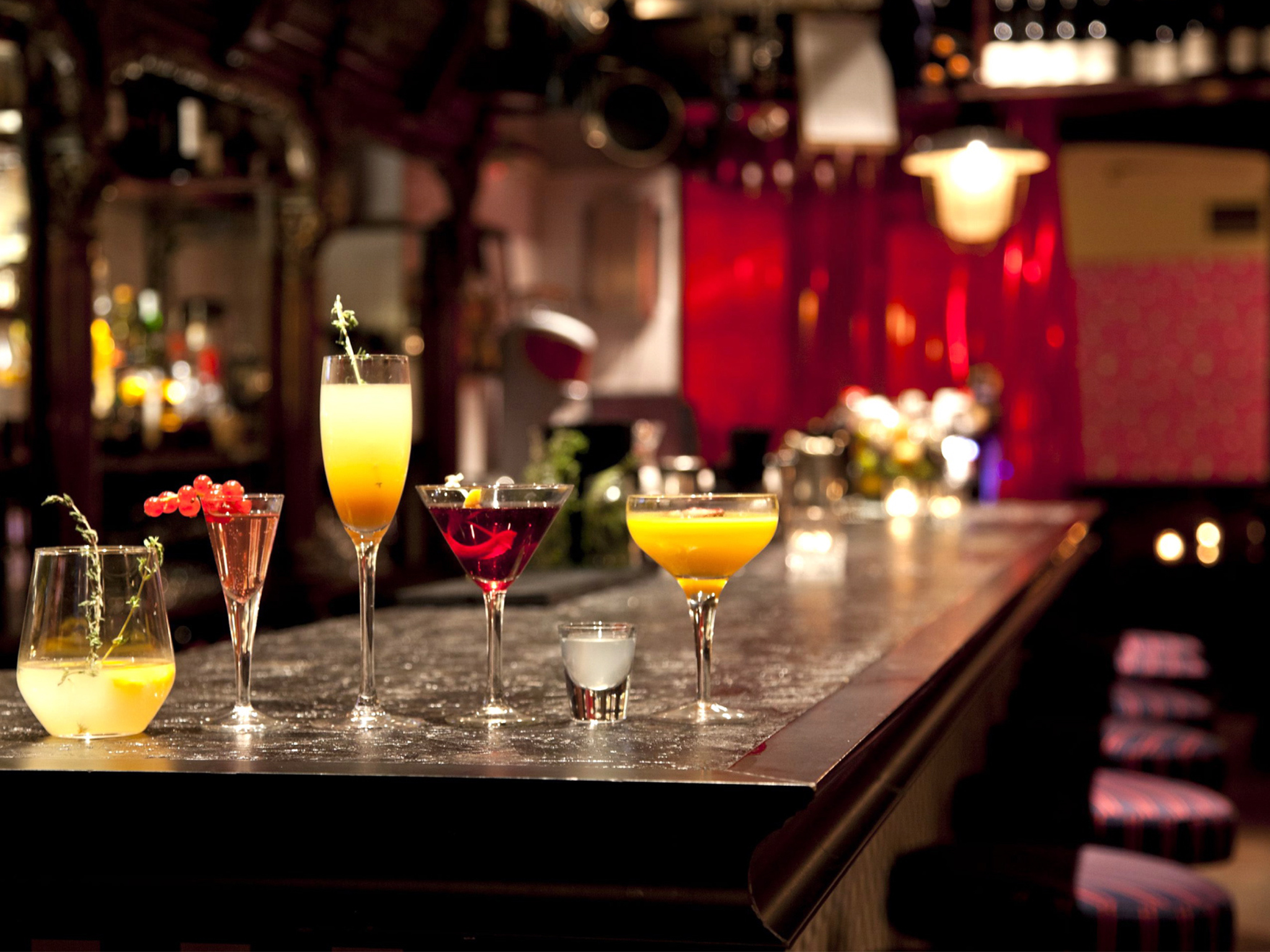 London Cocktail Club  Bars and pubs in Fitzrovia London