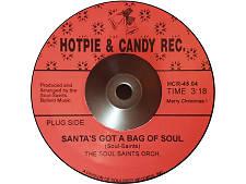 'Santa's Got A Bag Of Soul' – Soul-Saints Orchestra
