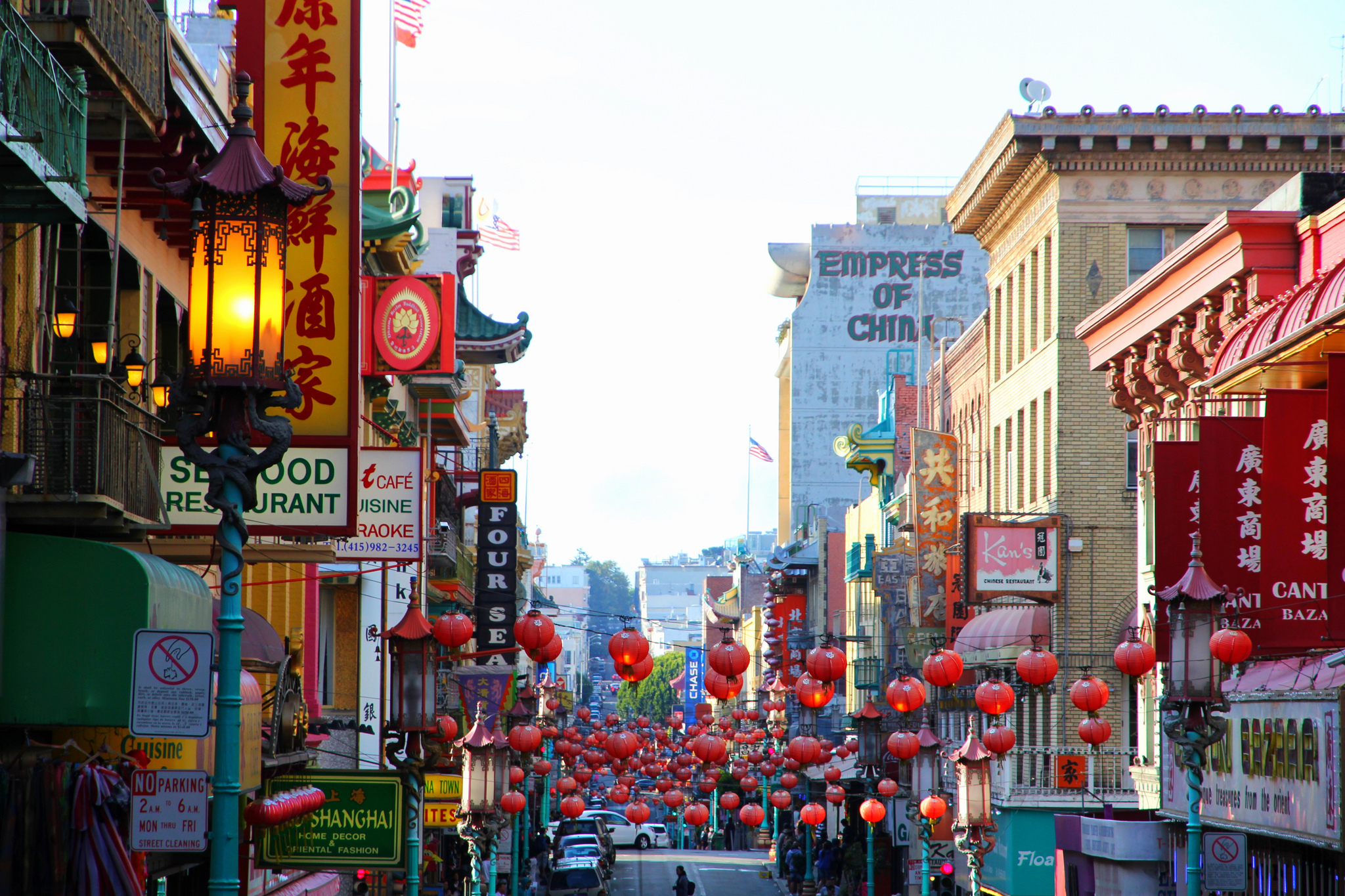 Guide to Chinatown San Francisco