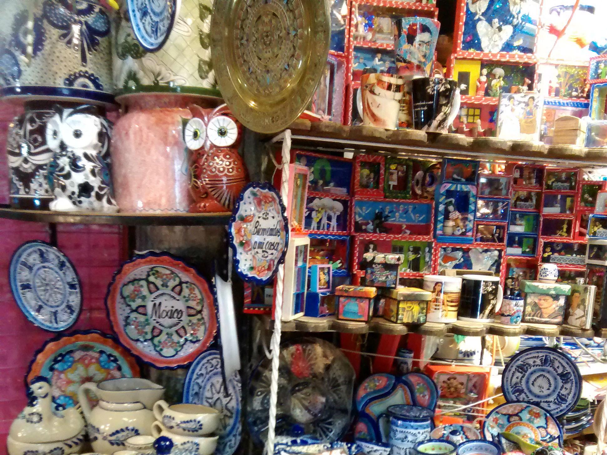Mercado de Coyoacn