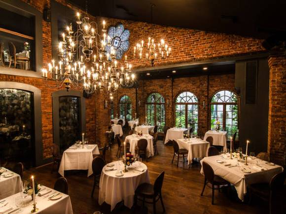 One if by Land, Two if by Sea | Restaurants in West ...