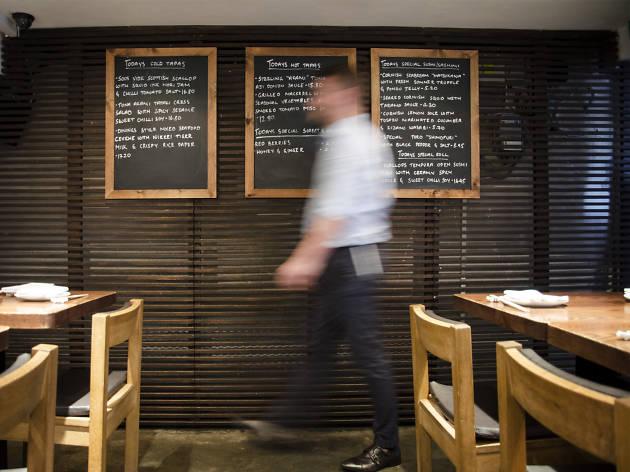 Good Sushi Restaurants London
