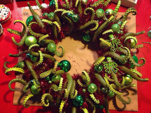 Unusual Christmas Tree Decorations