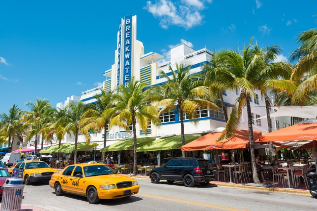 miami florida spring break destination