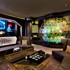 Living Room Bar Round Couches The At W Bars In Midtown West New York