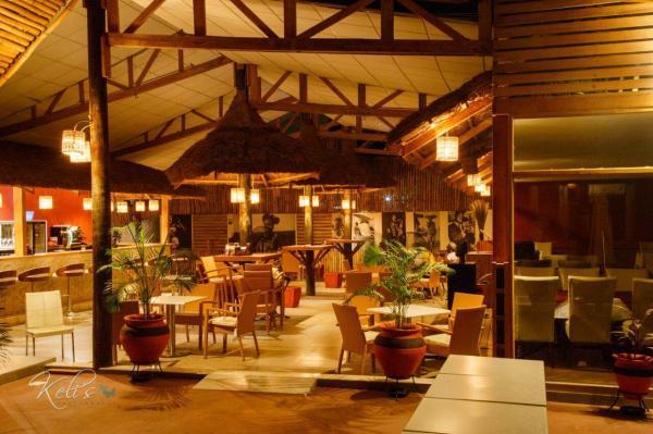 Gold Coast Restaurant & Cocktail Bar Restaurants In Accra