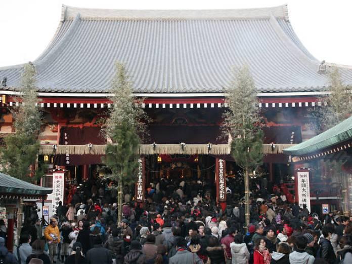 Resultado de imagem para pray in shrine new year