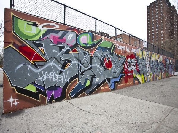Graffiti In Nyc Street Art Murals Bubble Tags