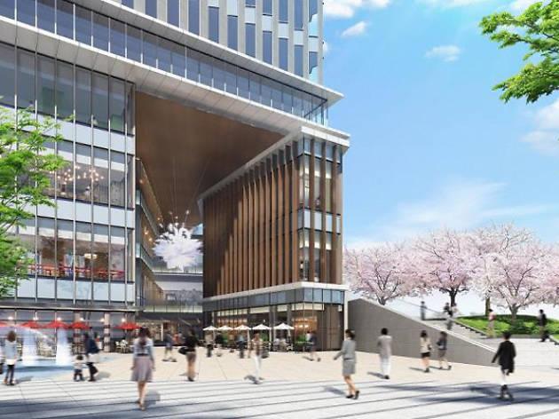 2016年,東京にオープンする商業施設
