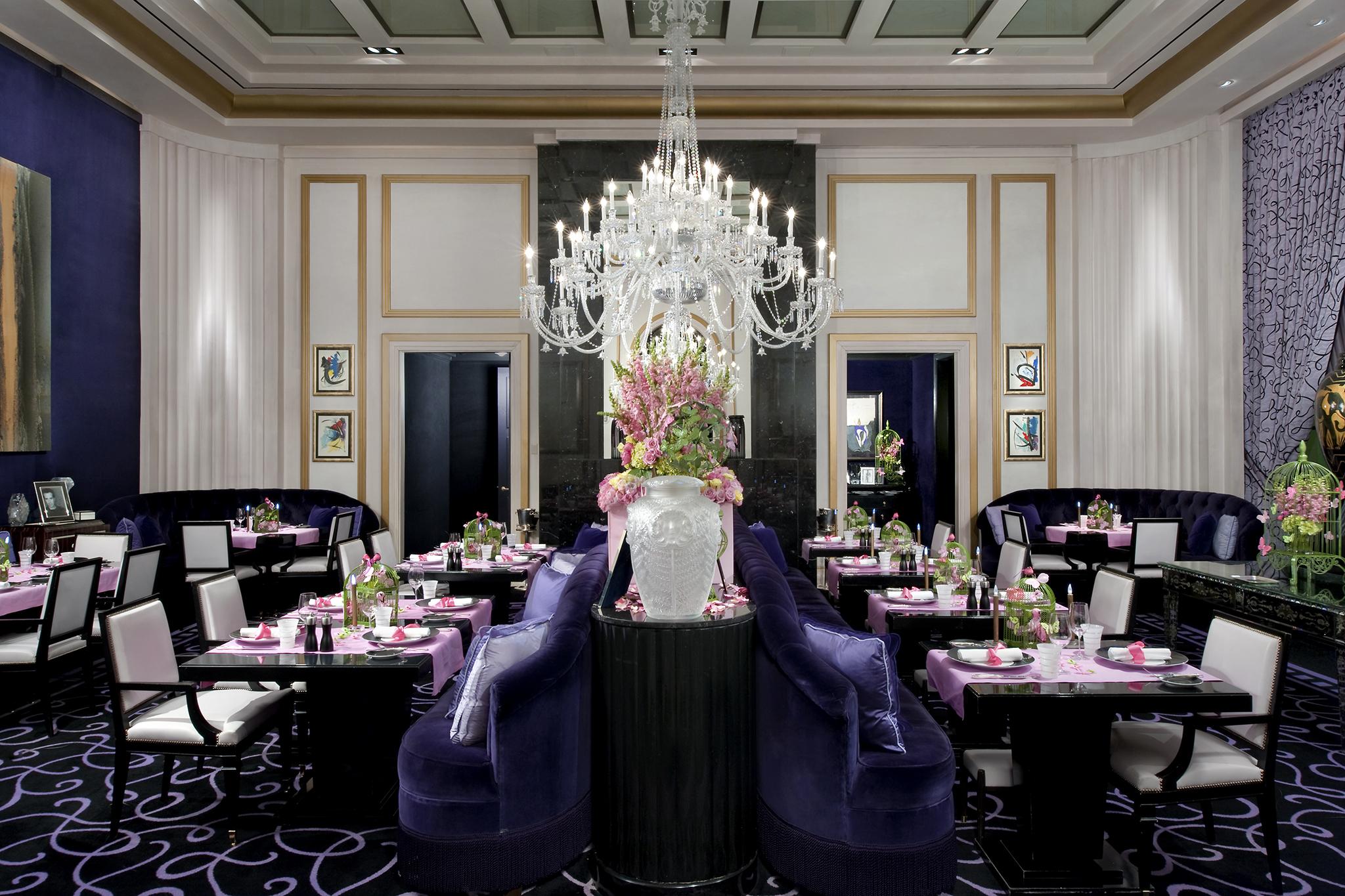 Jol Robuchon Restaurant  Restaurants in The Strip Las Vegas