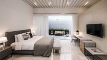 Boutique Hotel Room Ceiling Design
