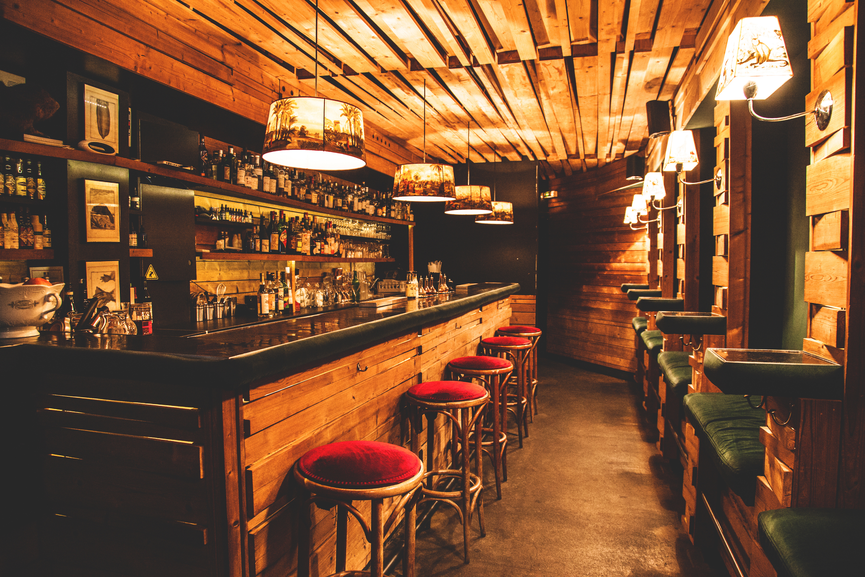 50 best bars in