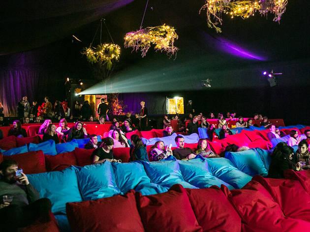 Backyard Cinema  Film in London