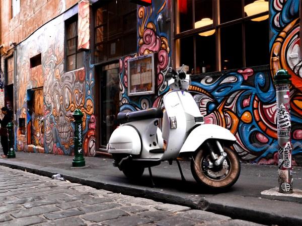 Find Street Art In Melbourne
