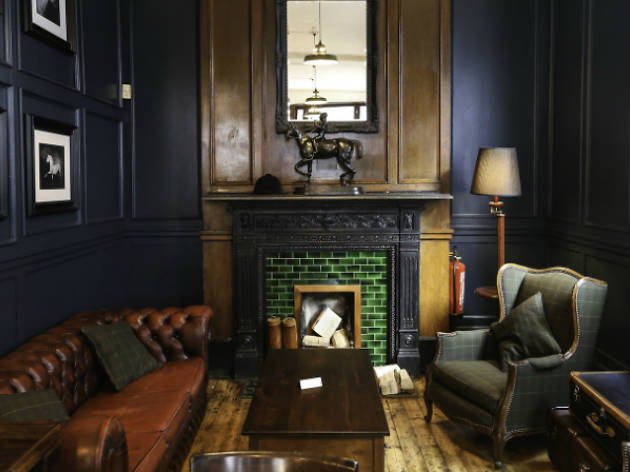 The Running Horse Bars And Pubs In Mayfair London