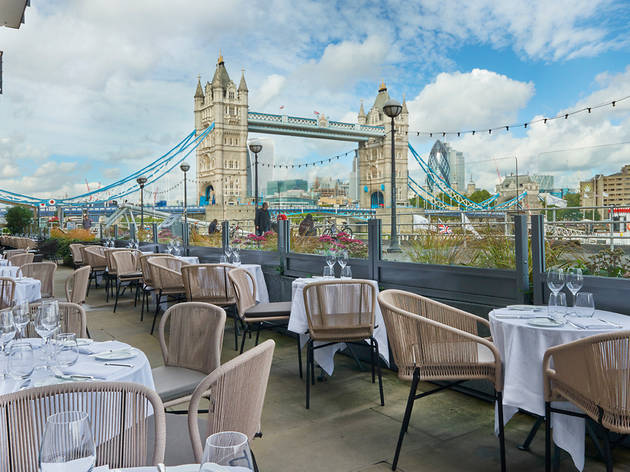 Terrace Grill And Bar London