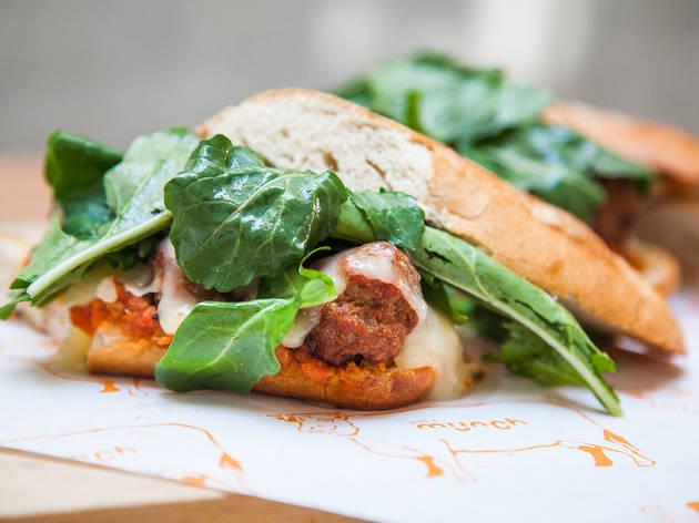 Restaurantes vegetarianos en el DF