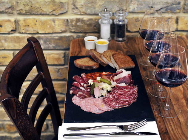 Restaurant Tapas Paris 4