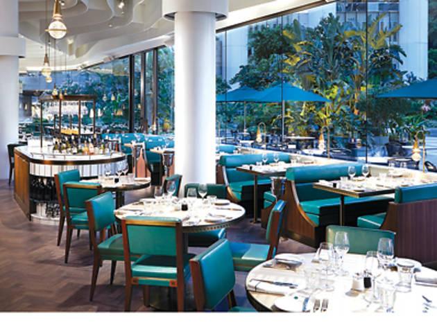 The Continental   Restaurants in Admiralty. Hong Kong