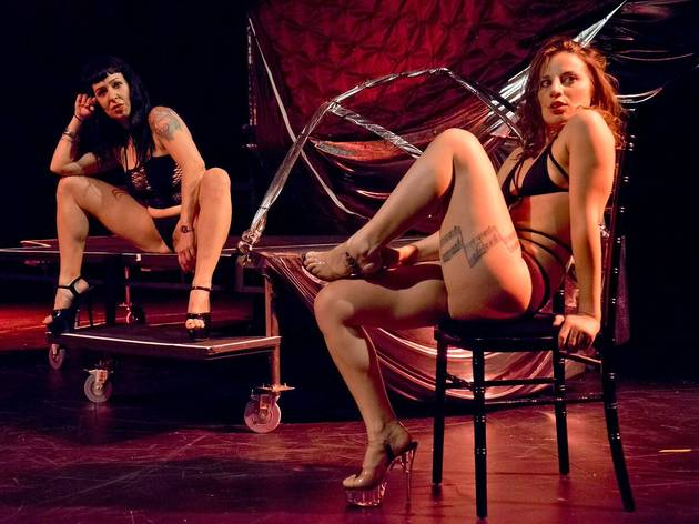 Sex Workers Opera  Theatre in London