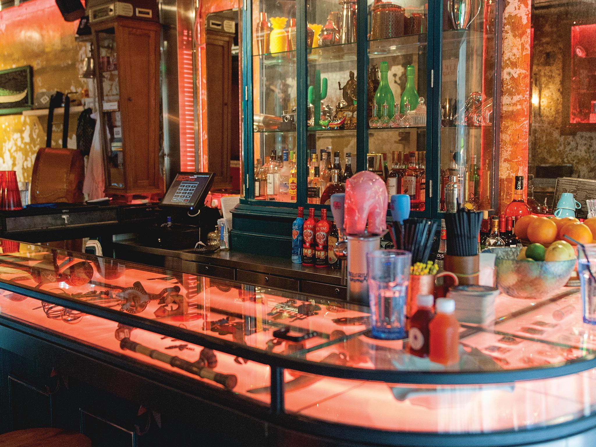 Best bars in Wan Chai