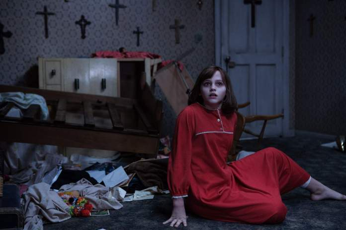 The Conjuring 2 2016, directed by James Wan   Film review