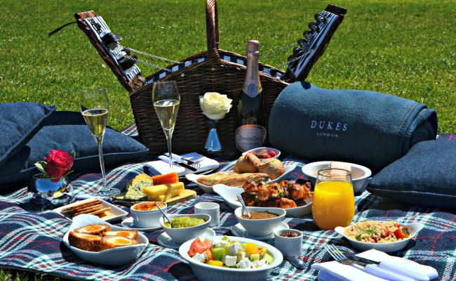 The Best Picnic Hampers In London Time Out London