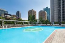 Garden Pool Ana Intercontinental Tokyo