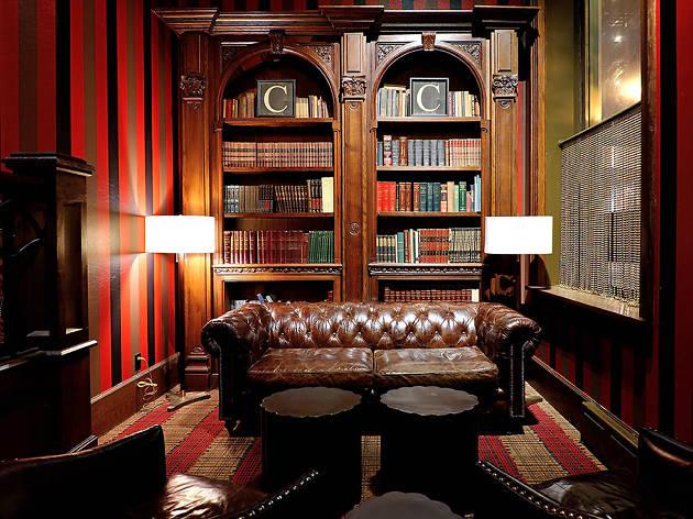 Carnegie Club  Bars in Midtown West New York