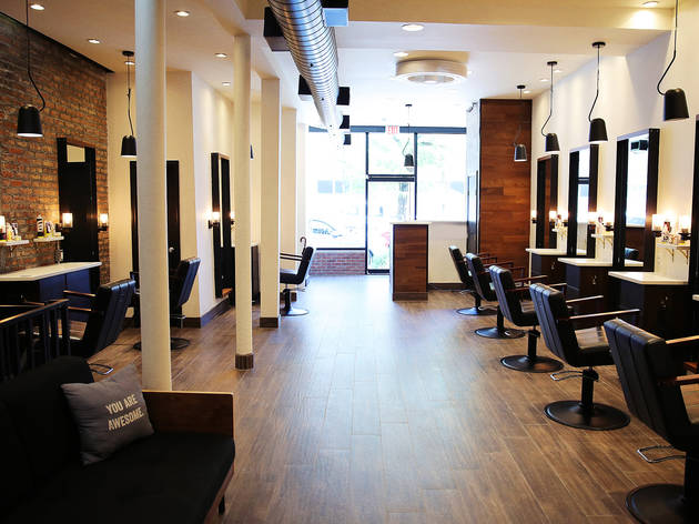 best hair salons nyc