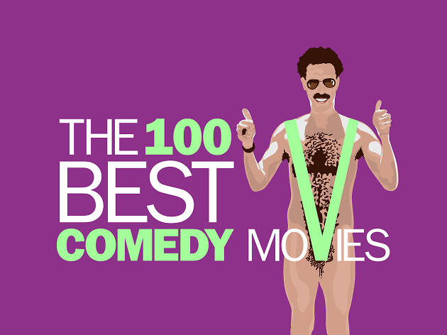 100 best comedy movies