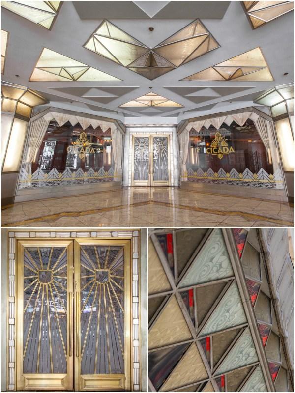 Art Deco Building Los Angeles