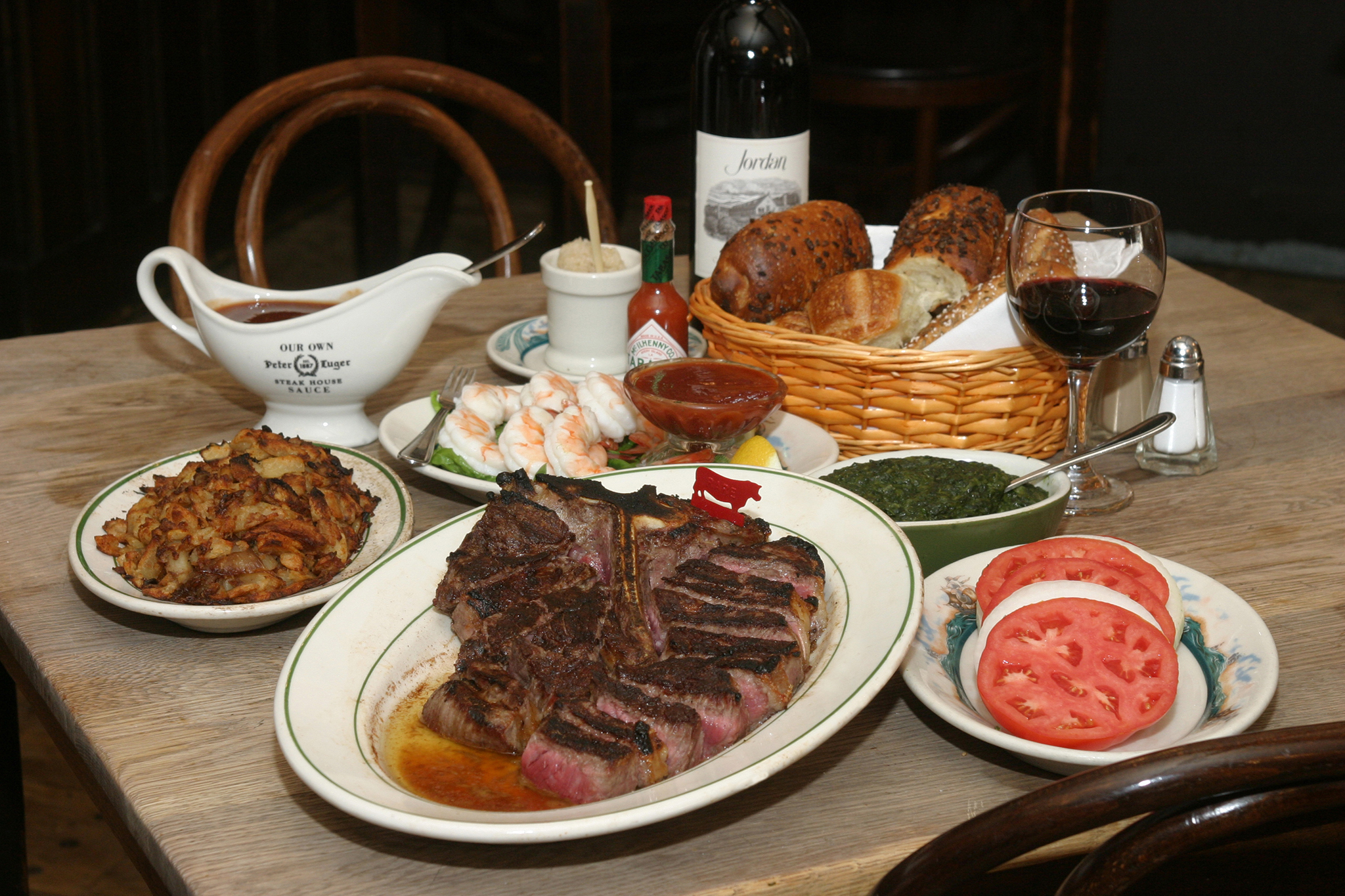 Best Steakhouses In Nyc, Including Peter Luger And Keens