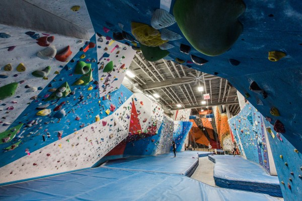 Indoor Rock Climbing Locations