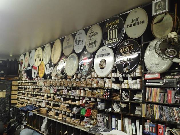 Professional Drum Shop  Shopping in Hollywood Los Angeles