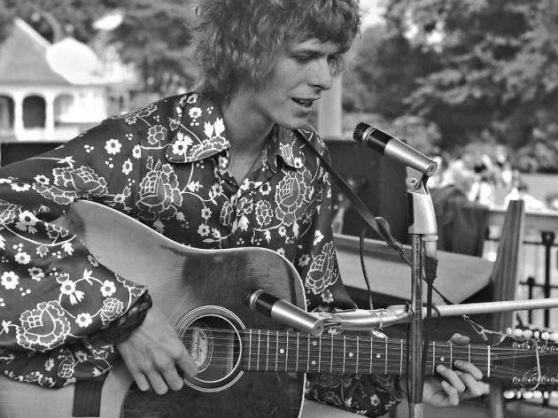 Bowies Beckenham Oddity  Music in London