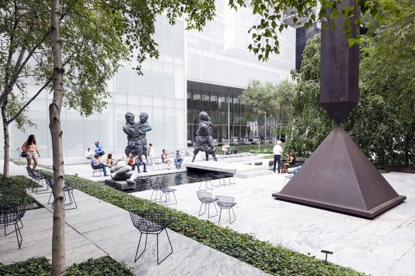 Sculpture Gardens In Tri-state Area View Art