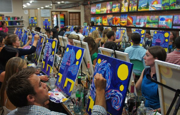 Painting Classes NYC