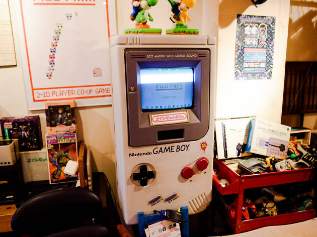 8bit Cafe  Bars and pubs in ShinjukuSanchome Tokyo