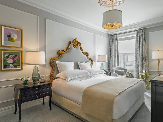 Best Hotels Near Central Park For Vacations In Nyc
